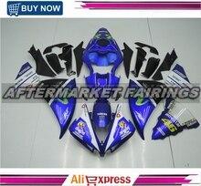 Rossi  Movistar YZF R1 2012 2013 2014 Fairings Kits For Yamaha Bodyworks