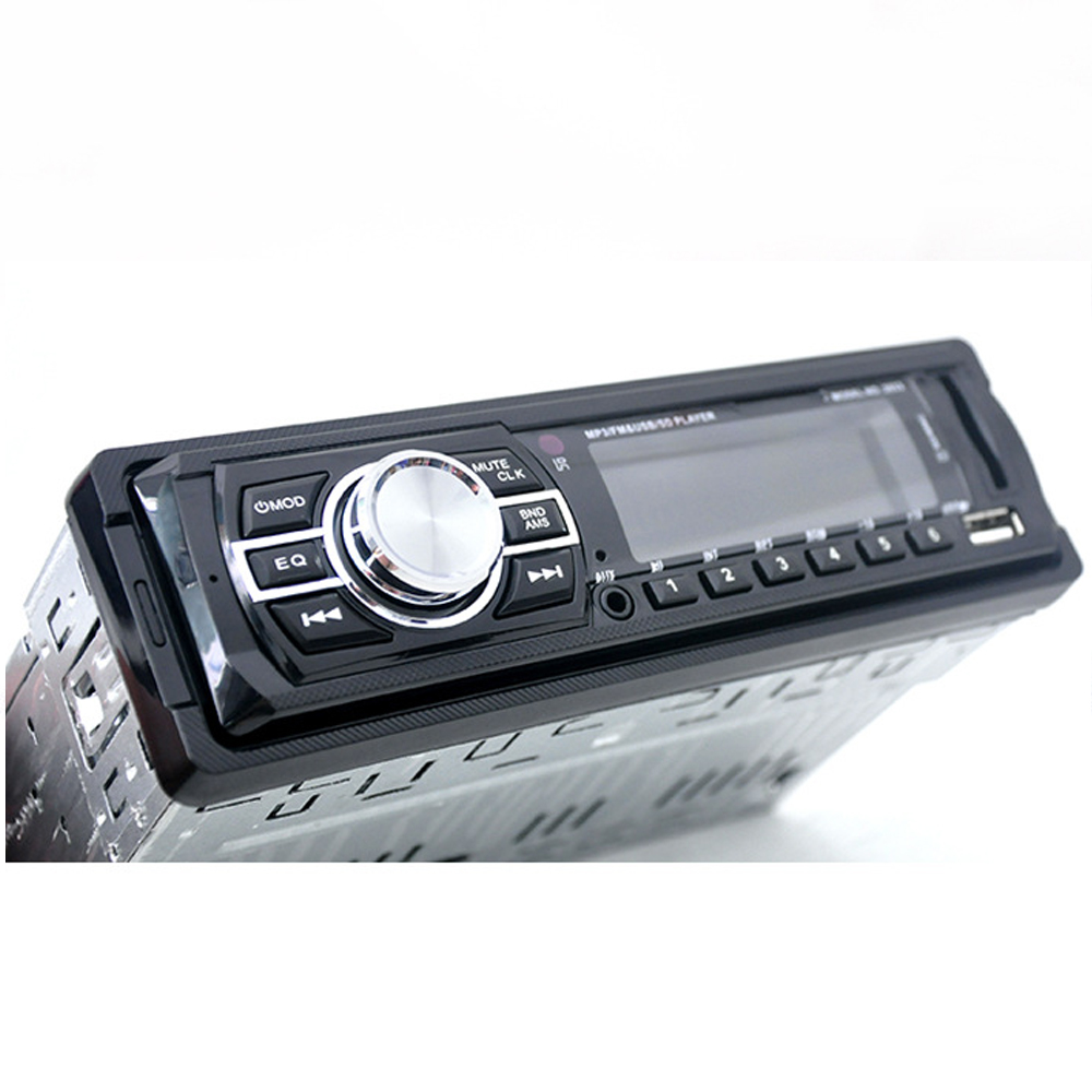 <font><b>1Din</b></font> <font><b>Car</b></font> <font><b>Radio</b></font> MP3 Stereo <font><b>Bluetooth</b></font> Player With Remote Control AUX-IN Audio Player USB SD Port <font><b>Car</b></font> Electronics Autoradio