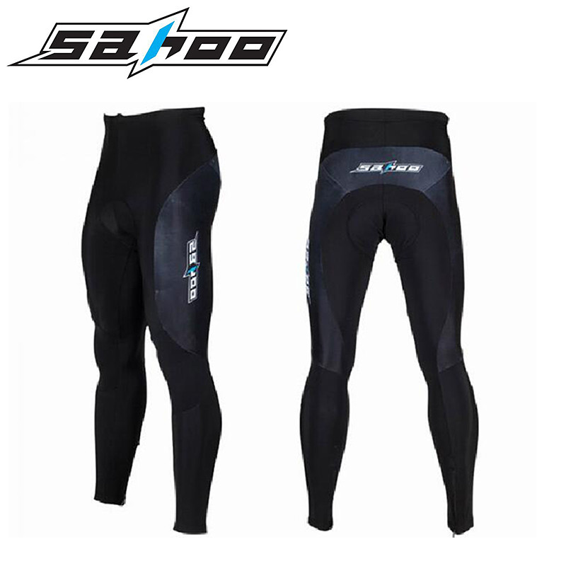 New Arrivals Winter Long Thermal MTB Bicycle Cycling Pants Clothing Fleece Warm Pantalones Ciclismo With 3D Honeycomb Cushion black thermal fleece cycling clothing winter fleece long adequate quality cycling jersey bicycle clothing cc5081