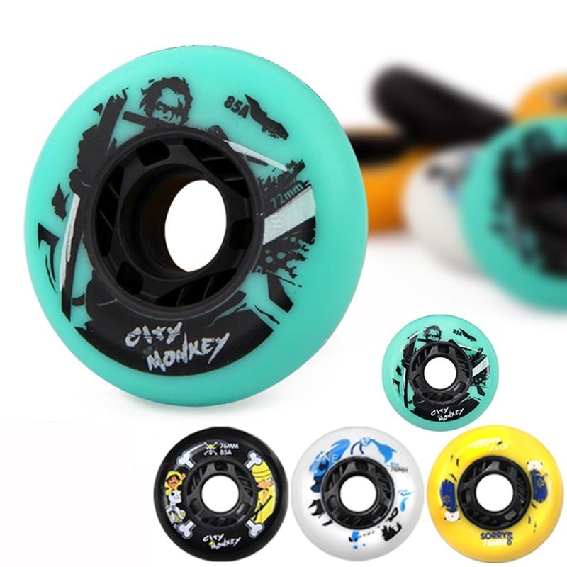 Roller Wheels Skate Wheel Braking Wheel 85 A