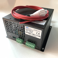 50W PSU CO2 tube Laser Power Supply for CO2 Laser Engraving Cutting Machine MYJG 50W 110V/220V