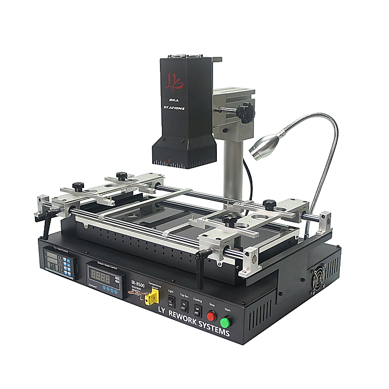 infrared bga reball station IR8500 soldering welding machine Free tax to Russia