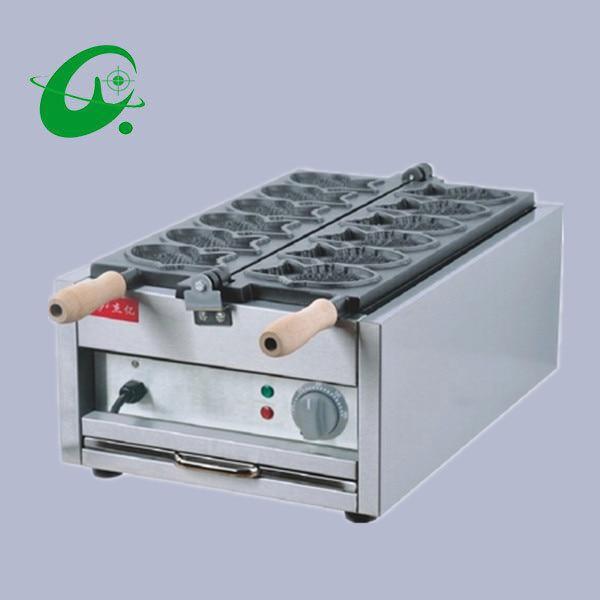 Electric Ice cream  yaki  fish waffle machine fish model waffle Taiyaki maker
