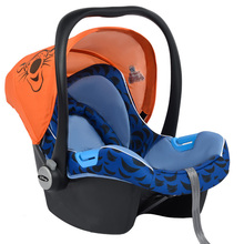 Babysing Multi-function Baby Safety Car Seat, Portable Baby Sleeping Basket, Infant Cradle for 0~15 Months Kids