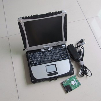 cf19 alldata 10.53 and mitchell on demand auto repair software  installed version laptop cf-19 toughbook touch hdd 1tb