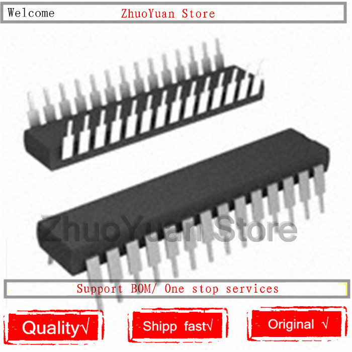 1PCS/lot New Original PIC18F252-I/SP PIC18F252-I PIC18F252 DIP-28 IC Chip