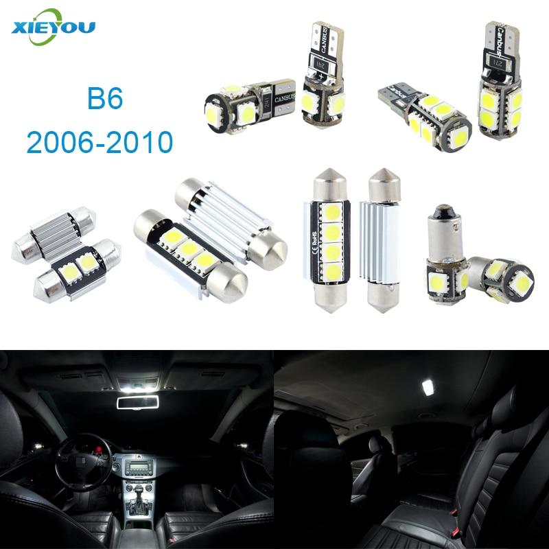 XIEYOU 11db-os LED Canbus belső fényszóró-csomag B6-hoz - Autó világítás - Fénykép 1