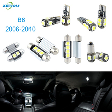 XIEYOU 11pcs LED Canbus Interior Lights Kit Package For B6 (2006-2010)