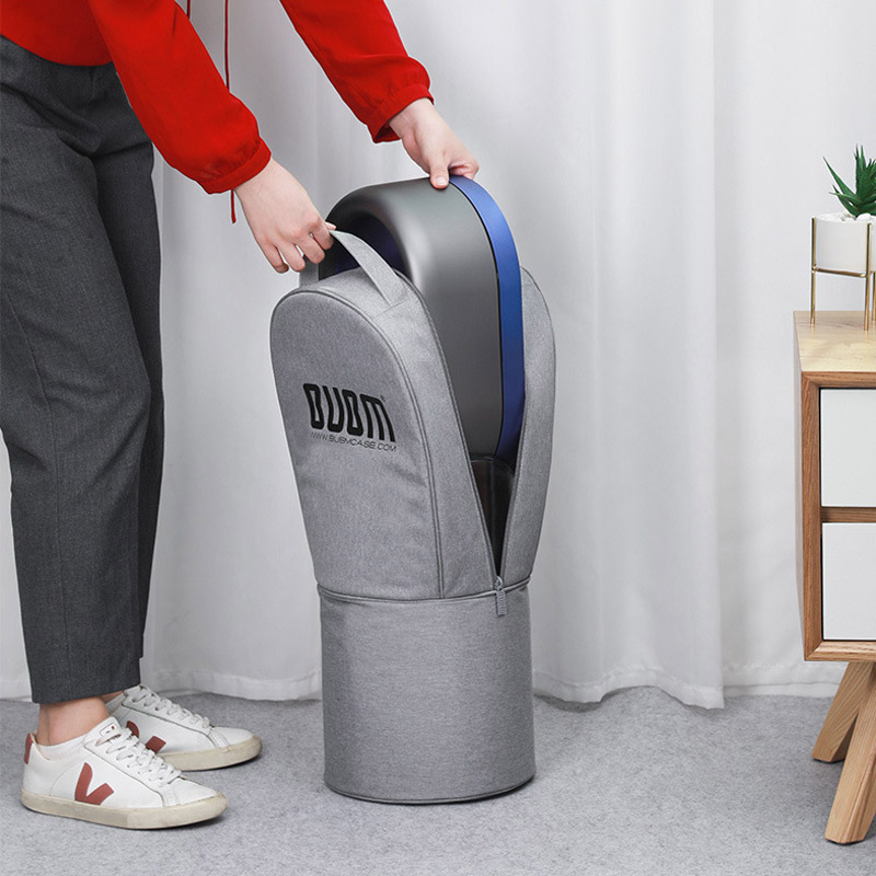 Dyson Humidifier Fan Organizer 360 Degree Dustproof Cover Anti-scratch Anti-Skid Design For Home Storage Wardrobe Accessories