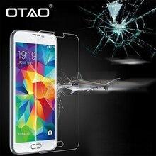 Для Samsung Galaxy S2 S3 S4 S5 S6 Примечание Примечание Note5 закаленное Стекло-Экран Протектор Фильм HD 9 H 2.5D 0.33 мм с Чистки комплект
