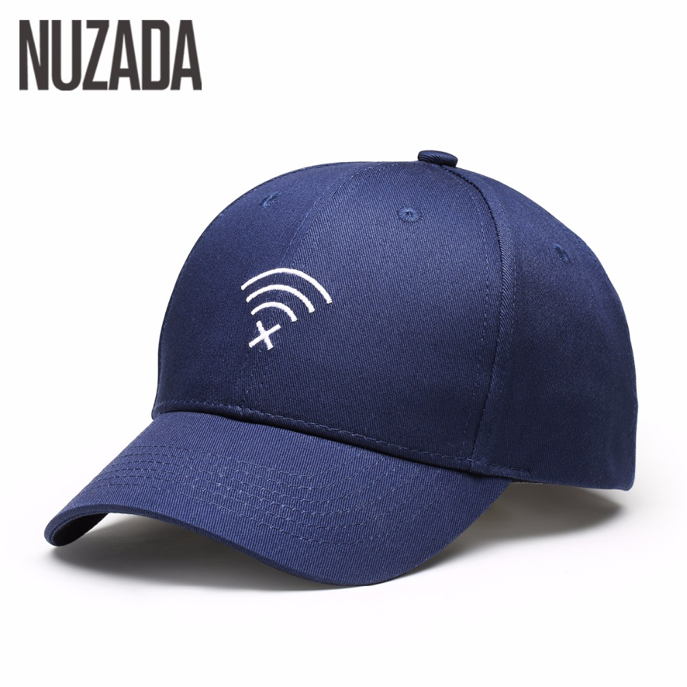 Brand NUZADA Solid Color Men Women Couple Baseball Cap Bone Cotton Embroidery Snapback Caps Spring Summer Autumn Hats Quality brand nuzada snapback summer baseball caps for men women fashion personality polyester cotton printing pattern cap hip hop hats