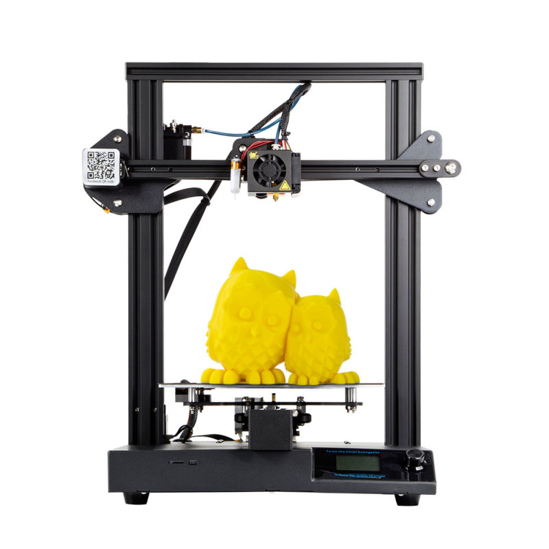 High Precision CR 20 Pro 3D Printer DIY KIT Aautomatic leveling resume printing Large print Size