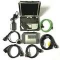 MB Stern C4 Diagnose Multiplexer SD Verbinden C4 mit 4GB CF19 Laptop Auto diagnose tool ohne Software DHL freies verschiffen