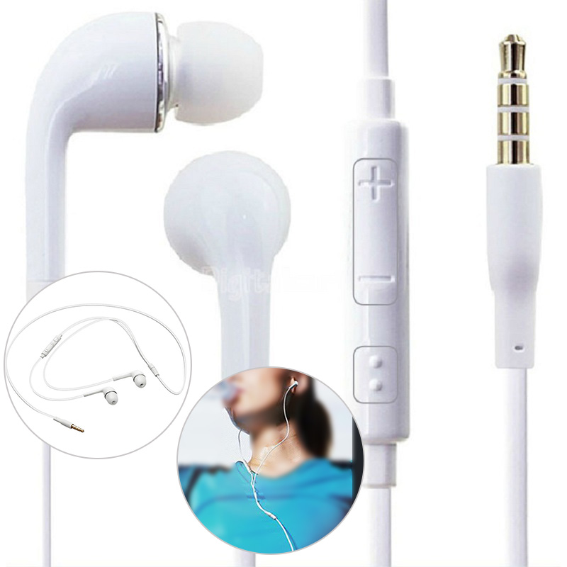Marsnaska In-Ear Earphone With Mic Wired Control In Ear Earphone Phone Earphones For Samsung Galaxy S4 S3 S2 S5 s6 s7 Note 2 все цены