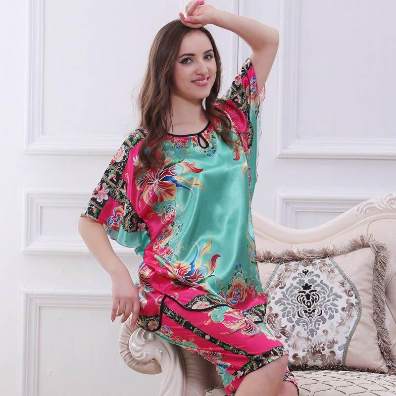 High quality vintage elegant pajamas for women summer ...