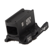 quick release mount for T1 H1 Red Dot Sights rifle scope flashlight Mount