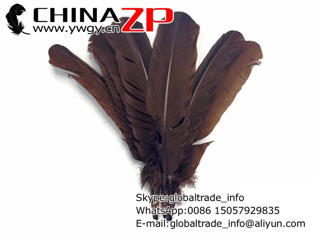 BURGUNDY Turkey Rounds Quill Wholesale Feathers 1//4 lb bulk