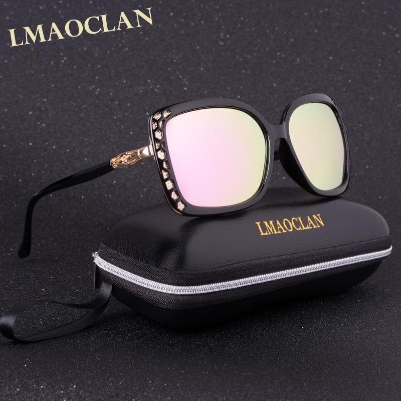 LMAOCLAN syze dielli të polarizuara Zonja Zonja gradiente syze - Aksesorë veshjesh - Foto 3