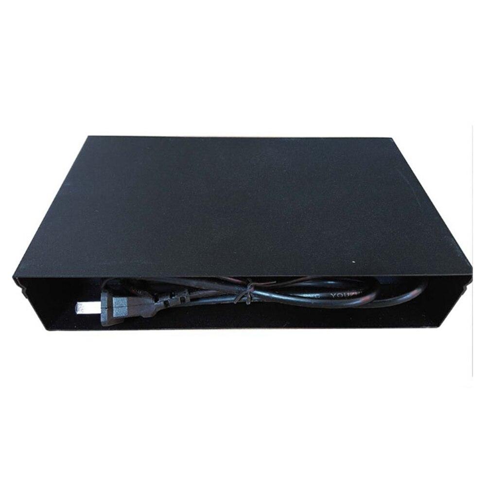 Module de contrôleur de T-4000AC Programmable de couleur de carte SD de pixel Led rvb pour WS2811 WS2801 WS2812B 6803 bande de lumière de bande menée par 1903