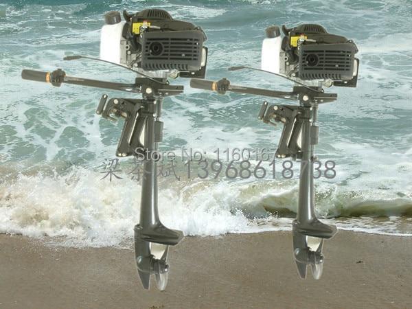 Hang Kai 4 -stroke 3,6 udenbords, udenbordsbådmotorer, jollekraft