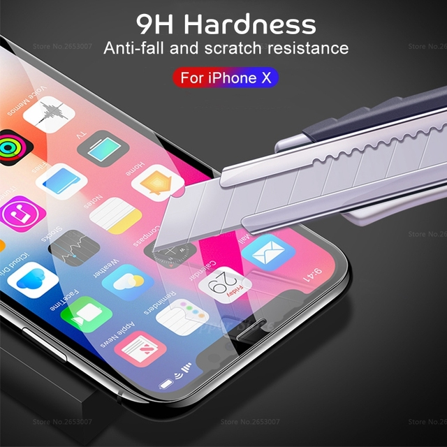 Full Glue Soft PET Ceramic Film For iPhone XS MAX XR X 8 7 6 6S Plus Cover Screen Protector Protective 3D Film ( Not Glass )
