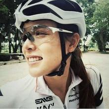 EV Evzero fotochromiskās saulesbrilles Auto objektīvs TR90 Sporta riteņbraukšana Krāsu krāsas brilles vīriešiem sievietes MTB ceļa velosipēdu velosipēdu brilles