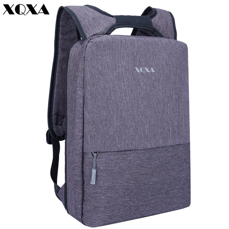 New School Season Disassemble Two Styles Schoolbag Boys Student Bag XQXA BRAND 15.6 Inch Laptop Notebook Slim Backpack Men Women sosw fashion anime theme death note cosplay notebook new school large writing journal 20 5cm 14 5cm
