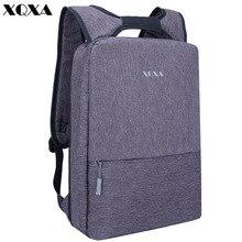 New School Season Disassemble Two Styles Schoolbag Boys Student Bag XQXA BRAND 15.6 Inch Laptop Notebook Slim Backpack Men Women