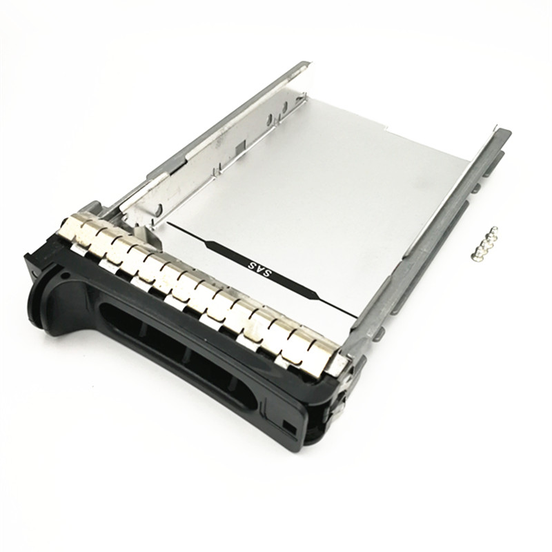 Symbol Of The Brand D981c F9541 Nf467 H9122 G9146 Mf666 3.5 Hard Drive Tray /caddy/sled/bracket For Servers 1950 2950 2970 R200 R300 6900 6950 External Storage