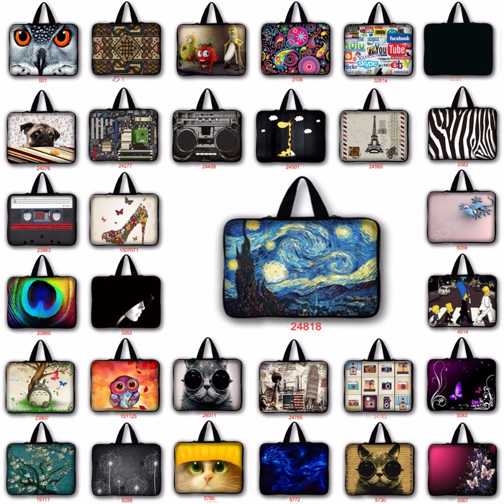 customize <font><b>fundas</b></font> <font><b>portatil</b></font> 15'6 7 9.7 14.6 <font><b>15.6</b></font> 17 17.3 Laptop pouch bag Sleeve notebook cases for macbook pro 15 case image