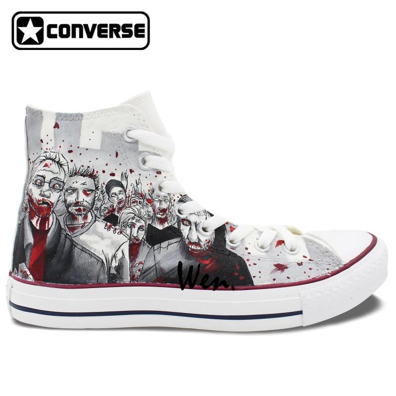 Walking dead womens shoes