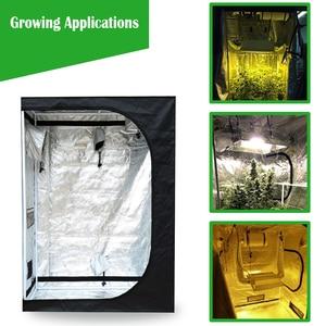Image 2 - צמח אוהל 600D לגדול אוהל מקורה לגדול תיבת 50/60/80/100/120/150/240cm הידרופוני לגדול חדר חממה צמח תאורה אוהלים