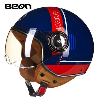Шлем BEON 110b, винтажный 11