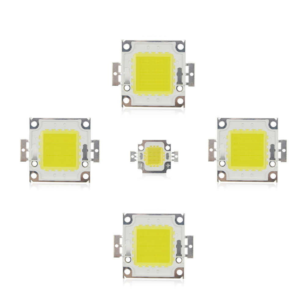 1X 10W 20W 30W 50W 100W High Power COB LED lamp Integrated Chip SMD For DIY Lawn light Lights Spotlight Floodlight Bulb