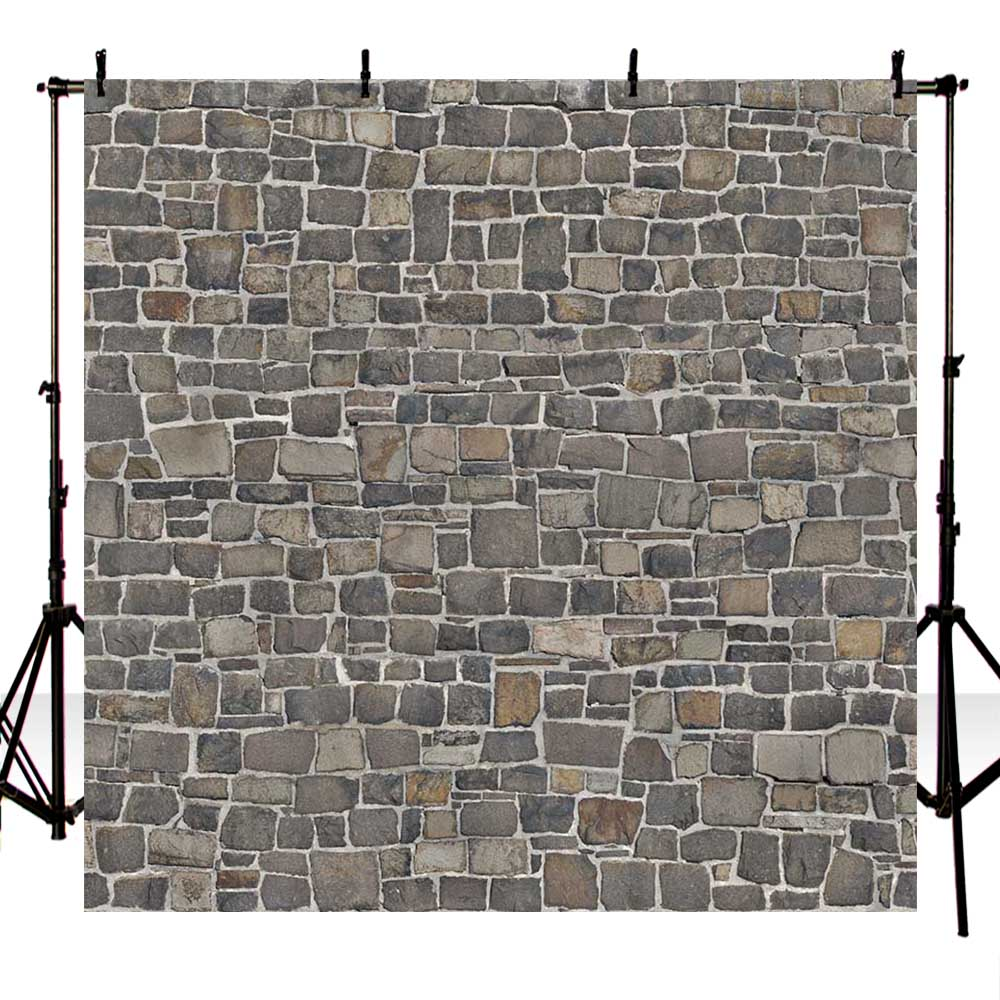 MEHOFOTO Stone Wall Backdrop Party Photo Background for Photo Studio Vinyl Photography Background Props L-648 mayitr 5x7ft magic dark blue mysterious photography background vinyl high quality backdrop for studio photo props