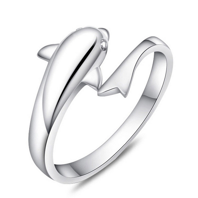 Классические аксессуары кольца из стерлингового серебра 925