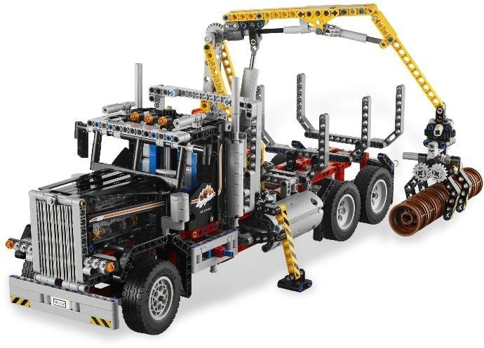 Technic Series Truck Container Snowploug Off-road Vehicle Set Model Kit Building Block Educational Bricks Compatible Legoed Toys