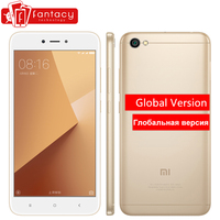 Global Version Xiaomi Redmi Note 5A 2G RAM 16G ROM 5 5 Snapdragon 425 Quad Core