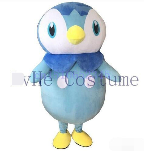 Halloween Pokemon Center Pikachu Squirtle Piplup Mascot Costume