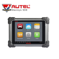 AUTEL MaxiSys MS908 Universal Car Diagnostic Tool 100 Original MaxiSys 908 Diagnostic ALL System Free Update