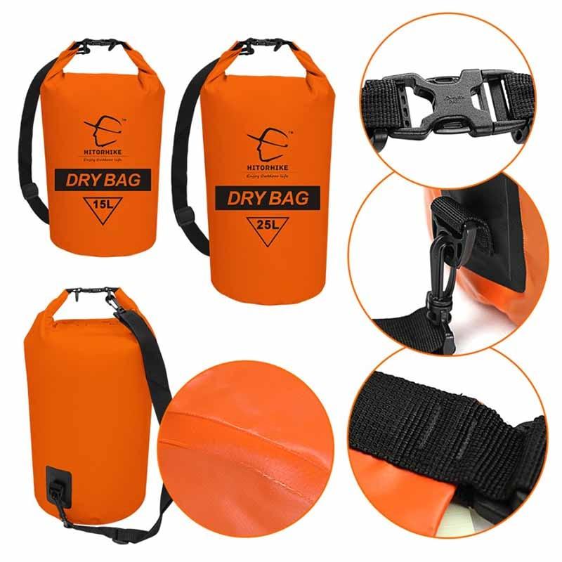 15L 25L Berenang Beg Kalis Air Beg Kerusi Kering Untuk Berkanu - Beg sukan - Foto 3
