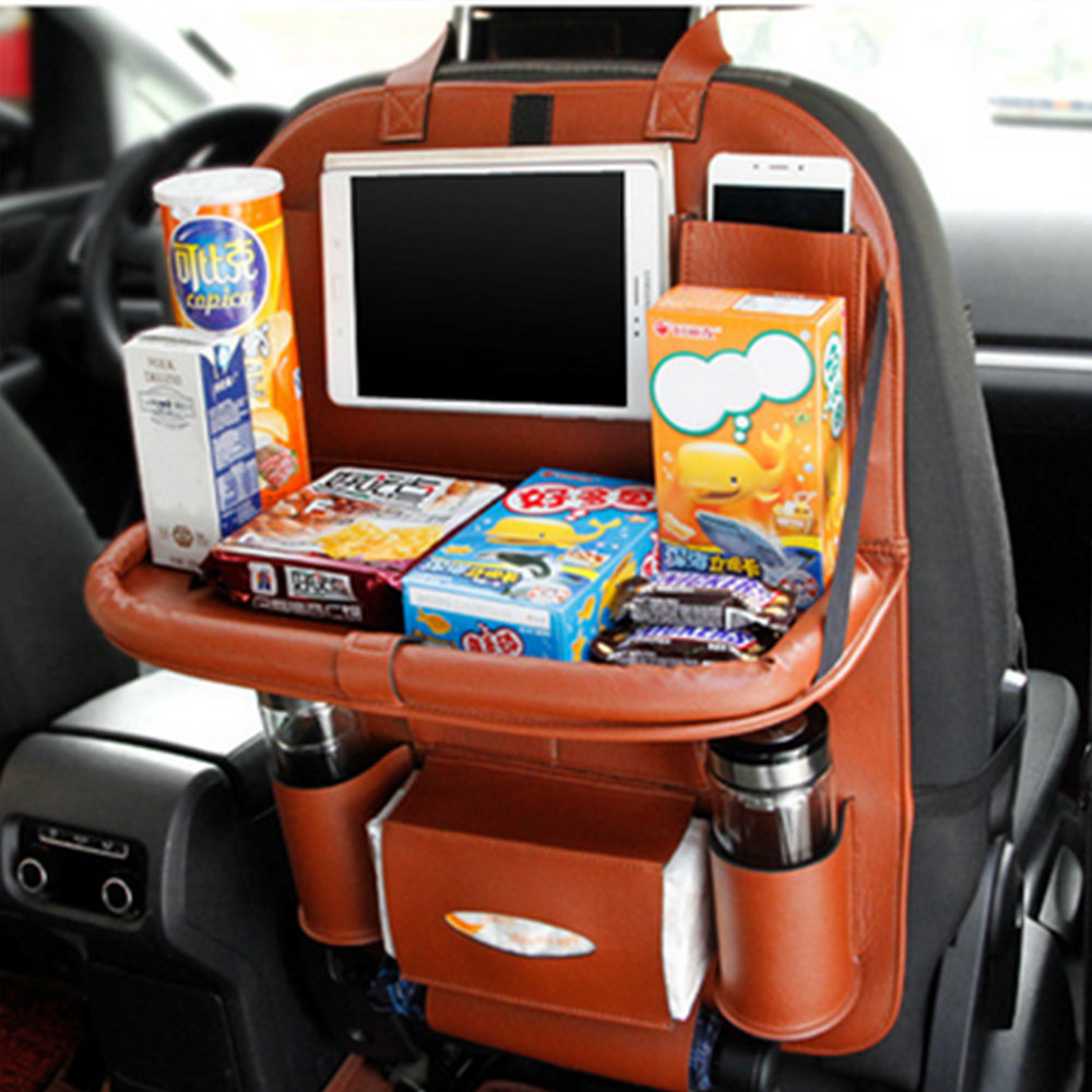 trunk interior accessories portable pockets stowing tidying car styling universal car back seat. Black Bedroom Furniture Sets. Home Design Ideas