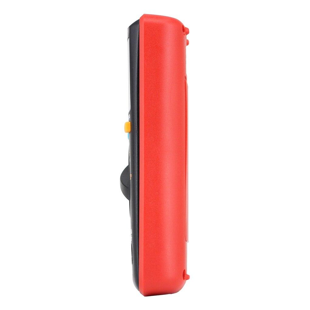 ZT111 9999 Word Digital Multimeter Automatic Manual Range Backlit Display Digital Multimeter with NCV Induction Test