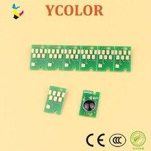 10 шт. резервуар для отработанных чернил чип для Epson суреколор P6000 P7000 P8000 P9000 отработанных одноразовая микросхема