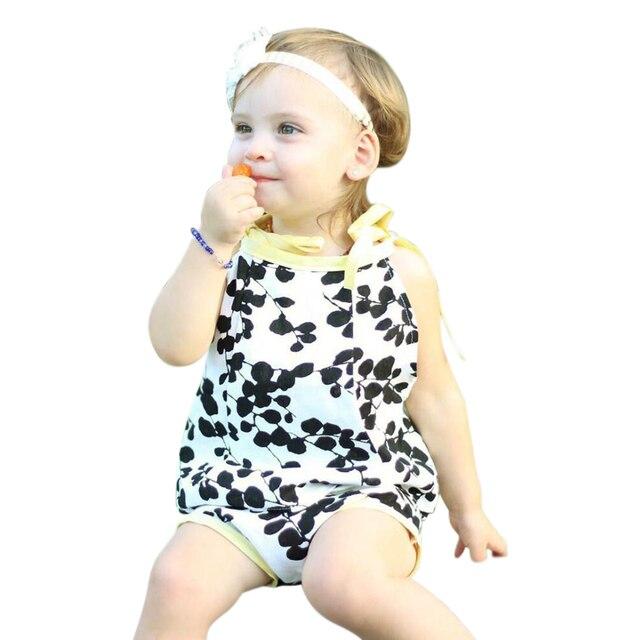 ebf98a010d97d Retail 2017 New Summer Kids Girls Clothing Set sleeveless Top + shorts  Cotton Baby Girls Suits Set fashion Children Girl Clothes