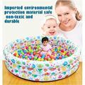 Corrales de plástico Parque Infantil Bebé conveniente para los niños de todas las edades divertido toneladas no rompa el Cumpleaños
