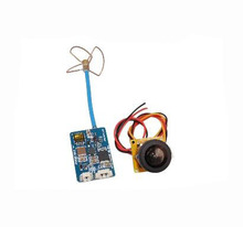 MINI 5.8G 200MW FPV AV Transmitter with 600TVL PAL micro Camera+mushroom antenna spare parts for RC Drone kvadrokopter