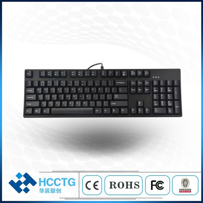 PBT Keycaps clavier mécanique interrupteur rouge rétroéclairage blanc 104 touches clavier de jeu