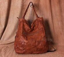 HOT!Top Handbags Real genuine leather bags women leather handbags designers original brand totes shouler messenger bags 2014