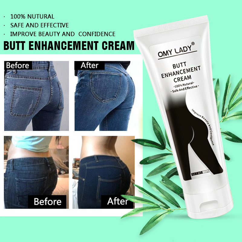 OMY LADY Butt Enchancement Sexy Buttock Enlargement Hip Enhancer Ass Lift Up